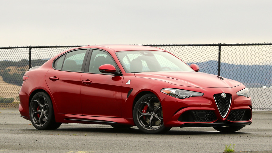Alfa Romeo Offering Giulia Lease For Just A Month - Lease alfa romeo