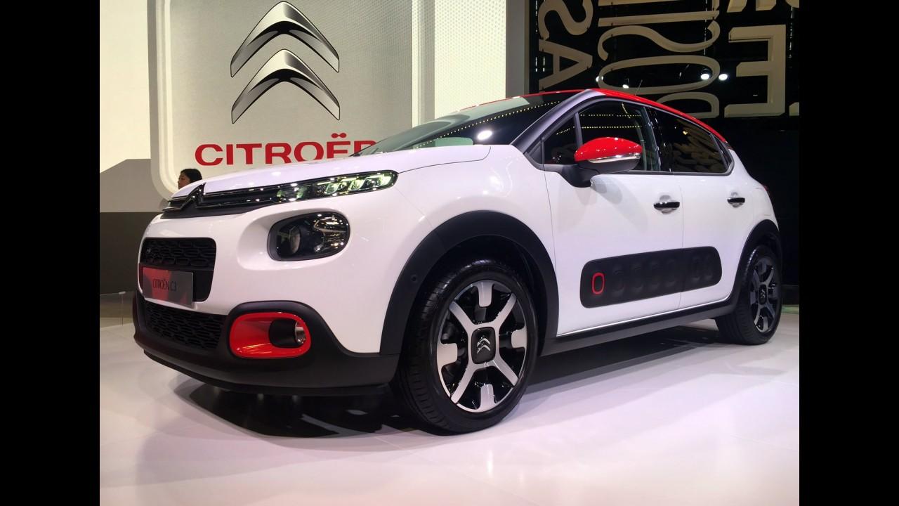 Não vinda do novo C3 indica mudança de rumo na Citroën do Brasil