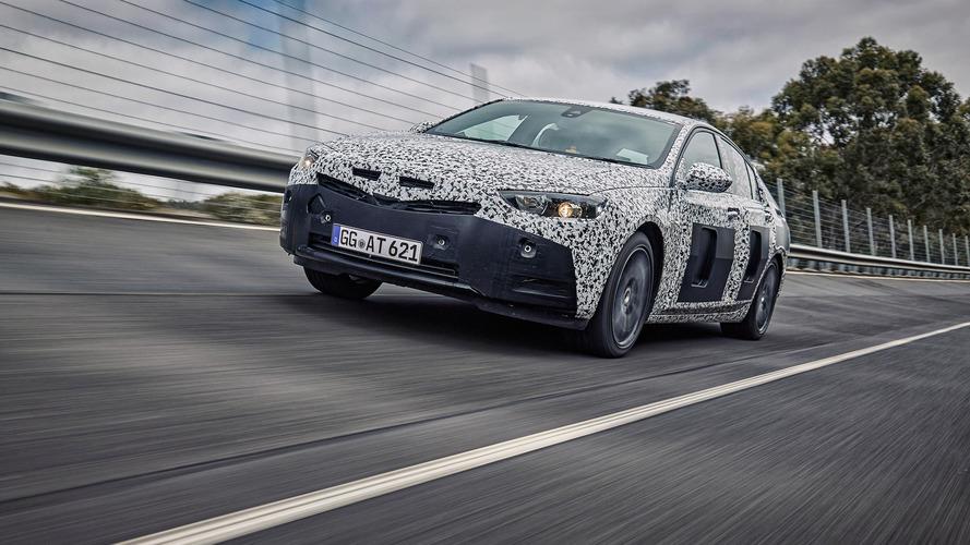 Yeni Opel Insignia'da adaptif şasi ve sürücü odaklı kokpit olacak