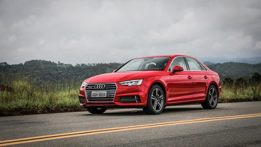 Audi entrega 463 mil unidades e bate recorde no 1º trimestre