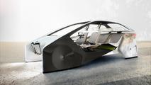 BMW i Inside Future sculpture concept