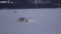 BMW Z5 Spy Video