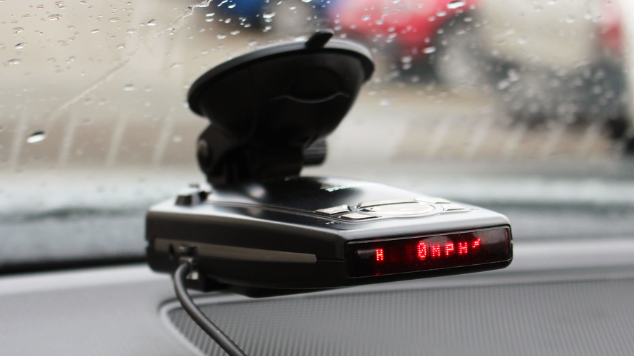 Are radar detectors illegal in the United States?