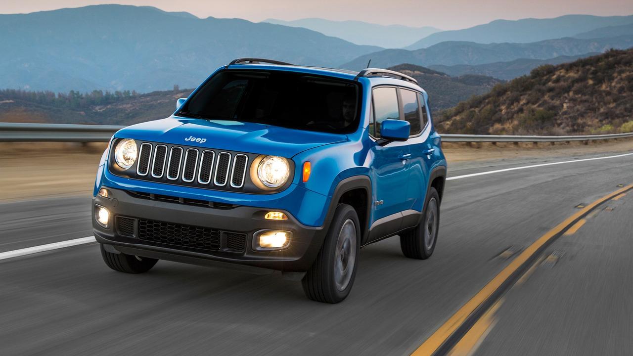 Jeep Renegade EUA