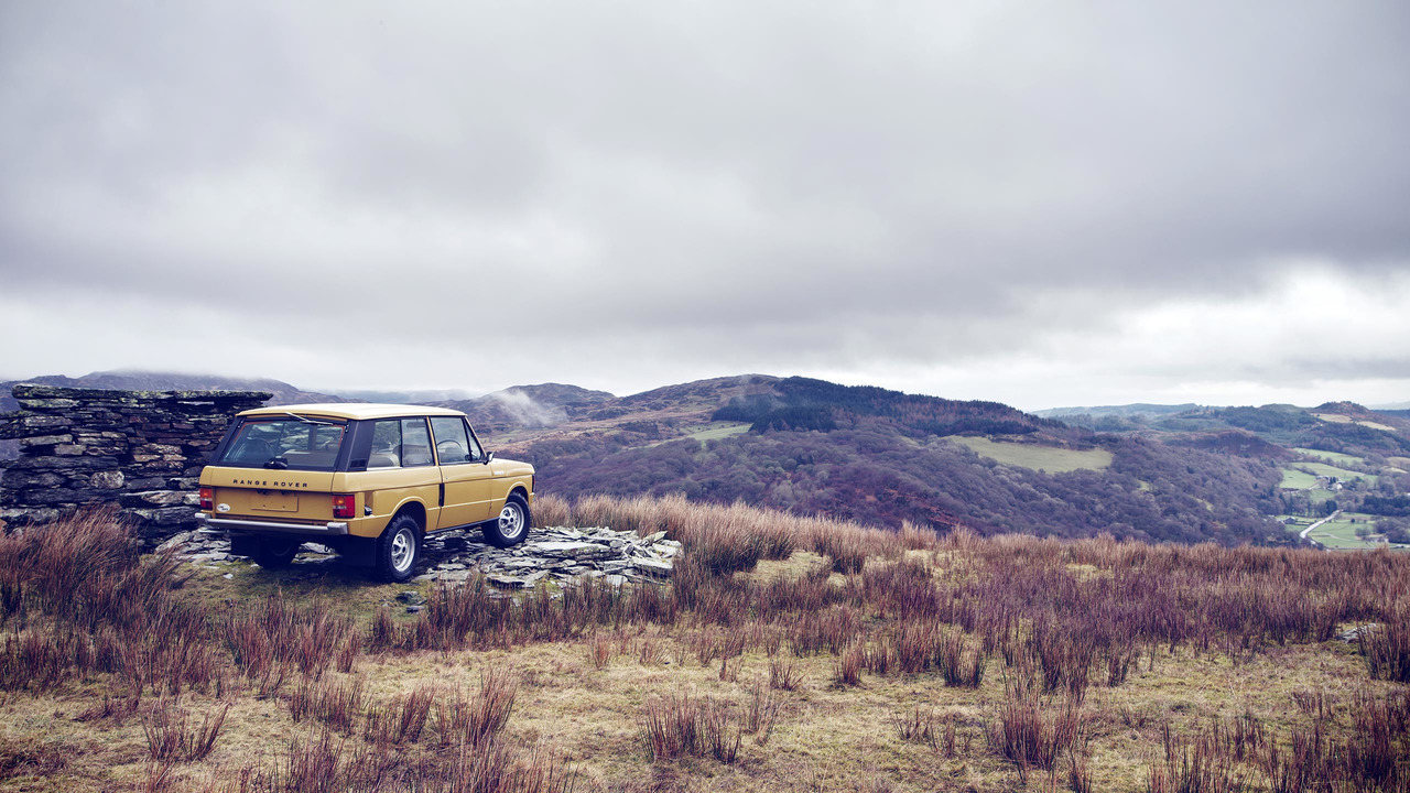 Land Rover Range Rover Reborn