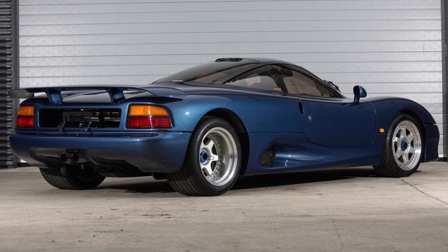 1991 Jaguar XJR-15 satılıyor