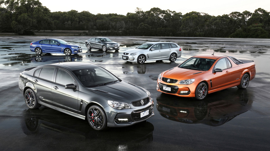 Final Australian-built Holden Commodores won't last long