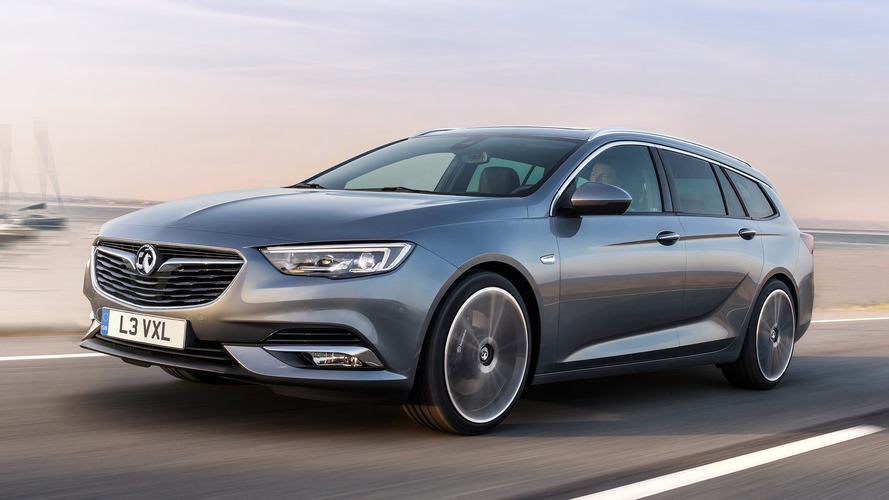 Vauxhall pops 197-bhp petrol engine into updated Insignia