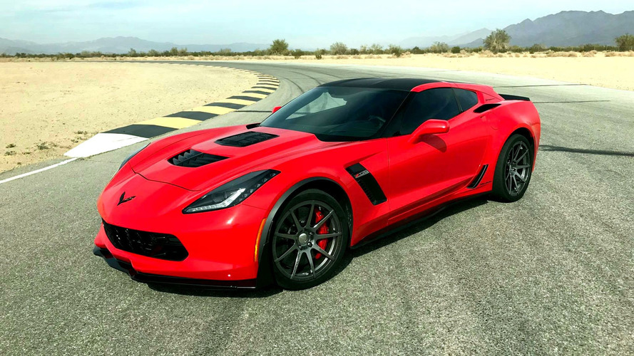 The Callaway Corvette C7 AeroWagen is finally real