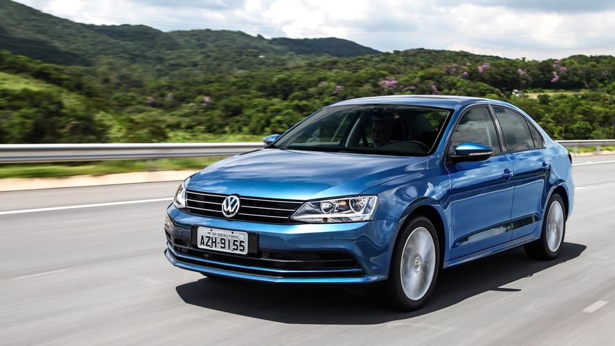 Linha Volkswagen passa por reajuste de preços
