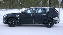 2018 Volvo XC60 casus fotoğrafları