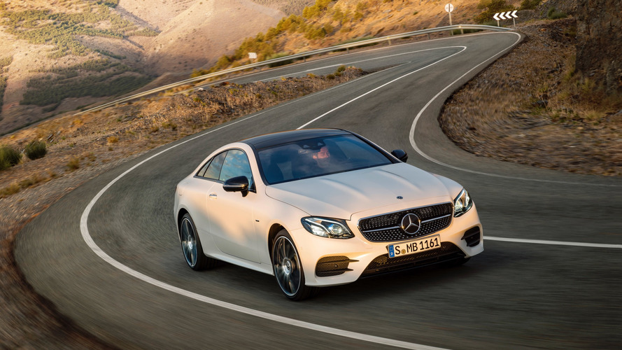 Mercedes-AMG E53 Coupe ve Convertible üretilebilir
