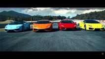 Lamborghini Huracan Promo Video