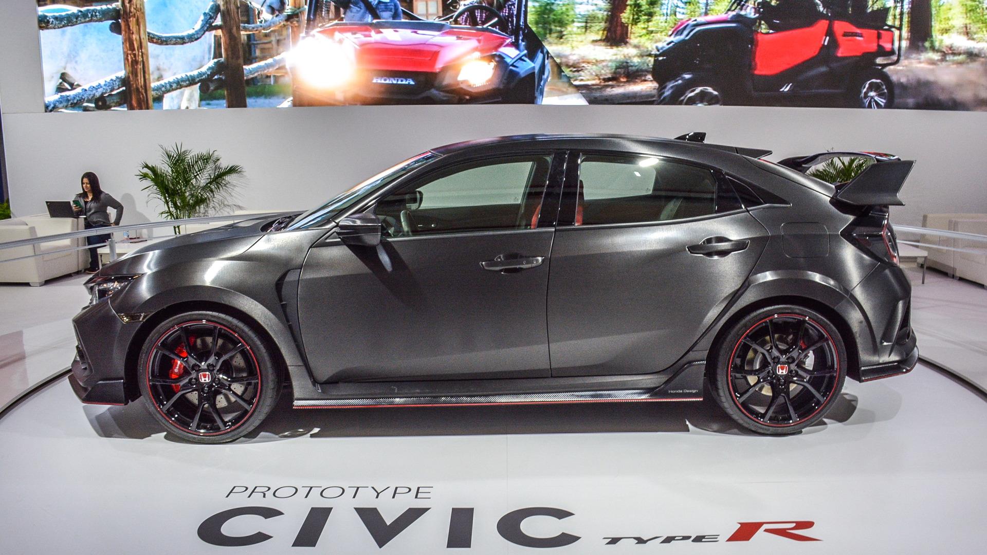 770+ Modifikasi Mobil Civic 2017 Terbaik