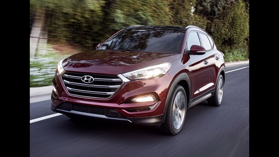 Novo Tucson recebe o Top Safety Pick+ e se torna o mais seguro do segmento