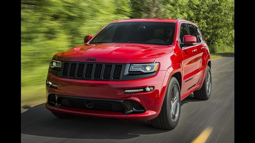 Jeep recua e descarta Grand Cherokee cupê para brigar com BMW X6