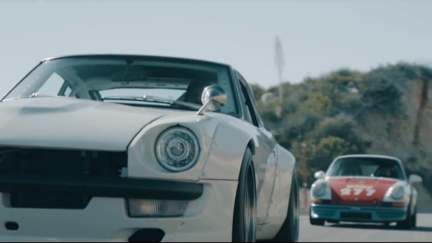 """VIDÉO - """"Furious Outlaws"""", ou quand Magnus Walker s'essaye à la Datsun 240Z"""