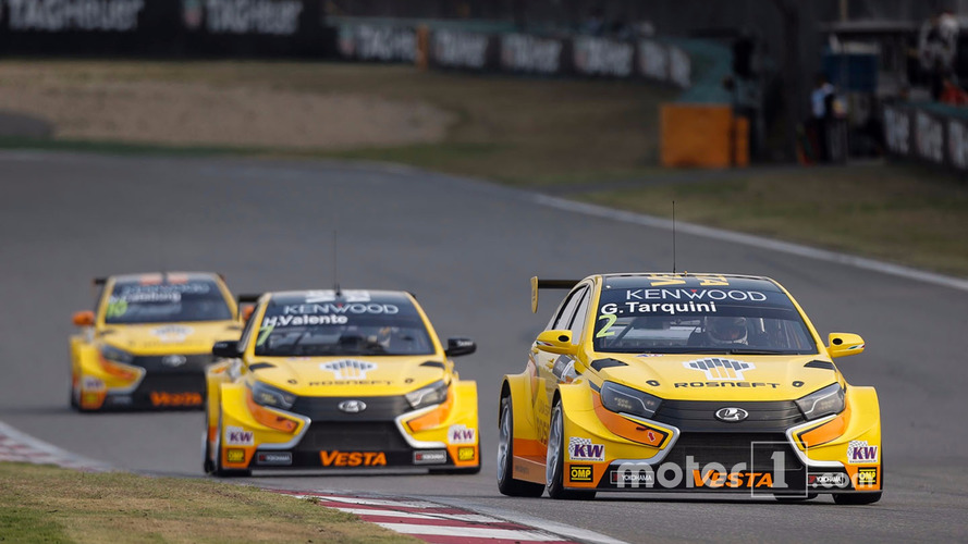 Lada set to leave WTCC