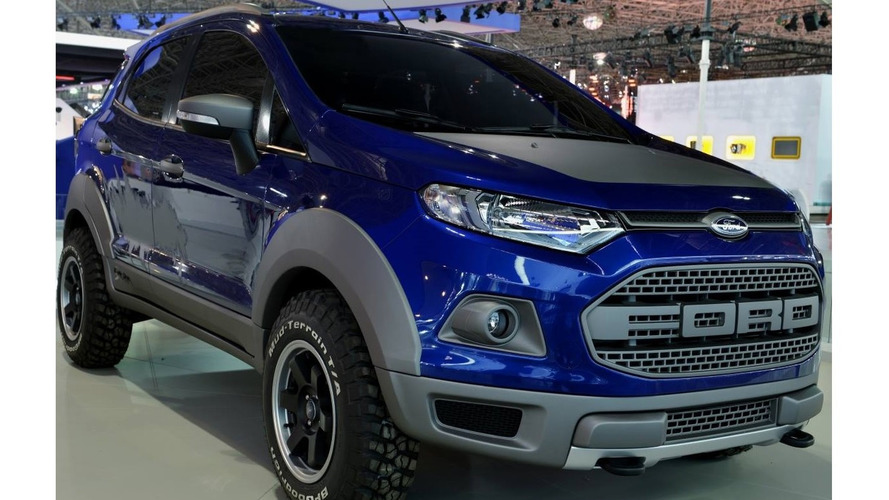 Ford EcoSport Storm Concept 2014