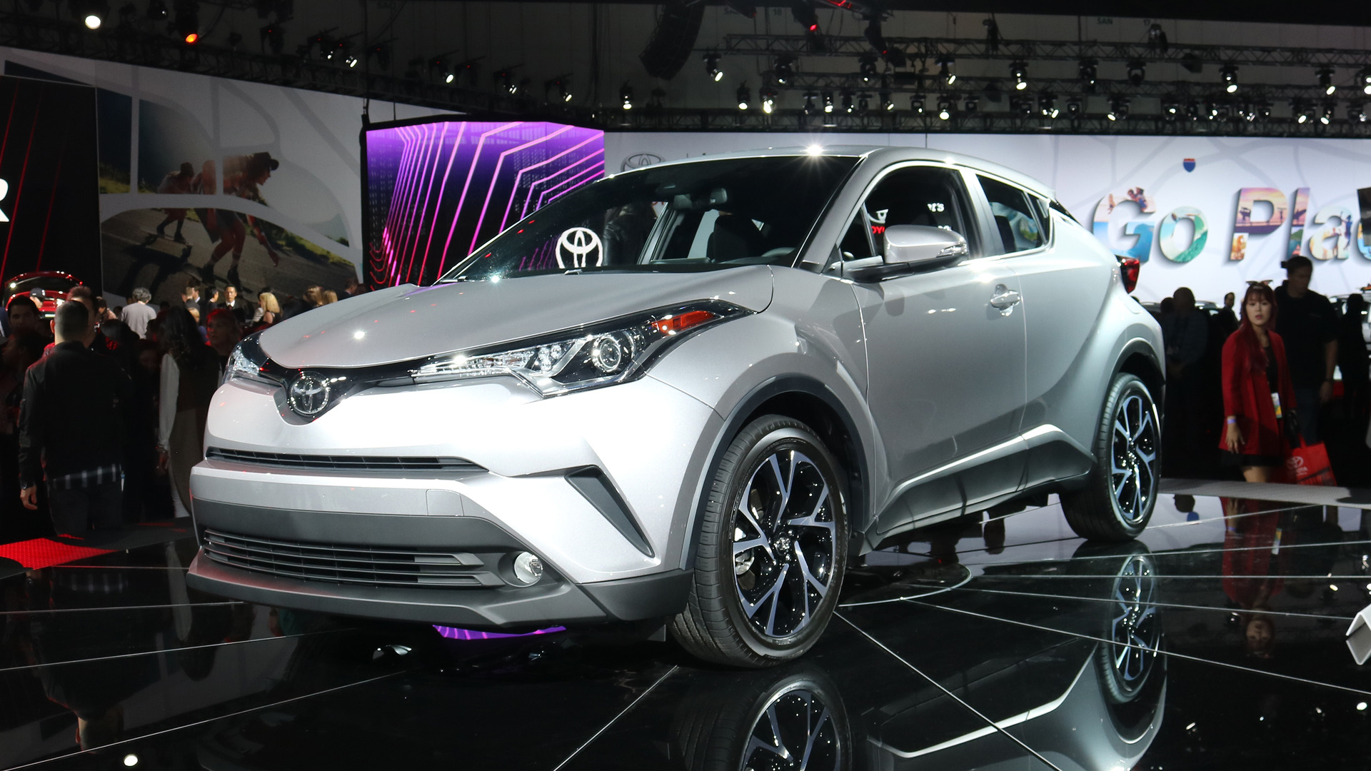 Toyota CHR Is The Scion That Should Have Been - Toyota show car