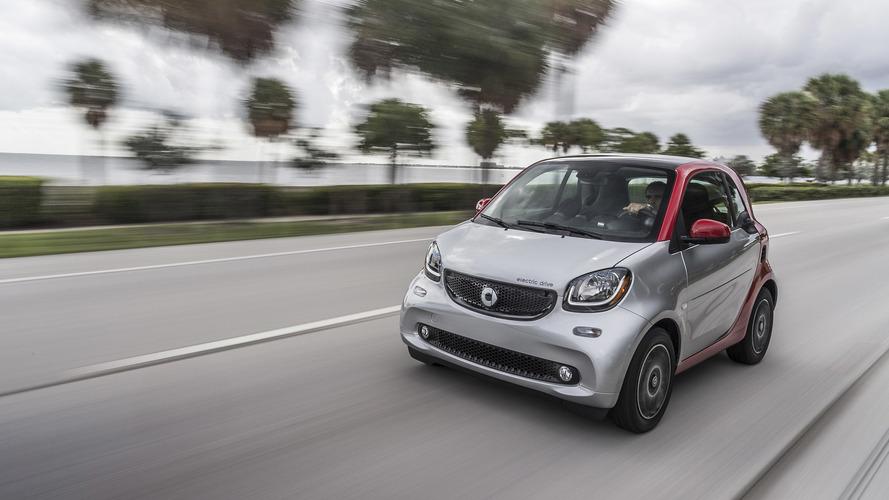 Daimler, Smart markasının ipini çekiyor