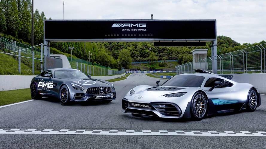 Dél-Koreában van a világ első AMG-versenypályája