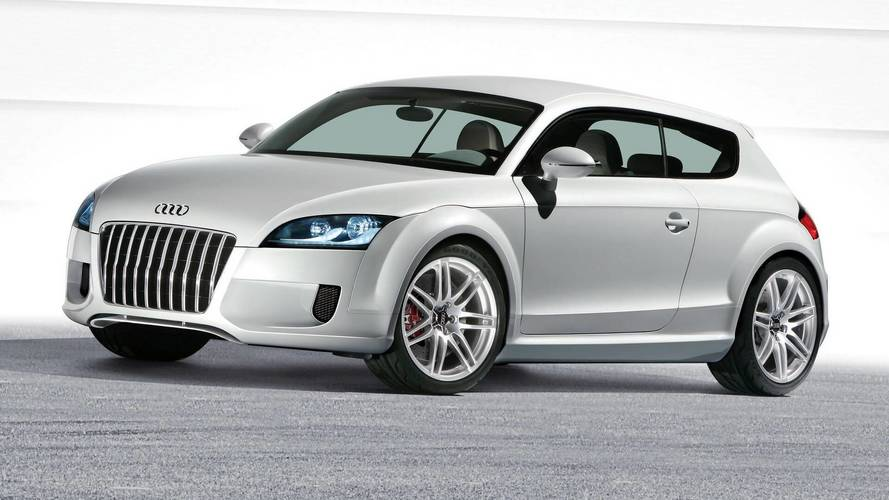 Audi TT shooting brake – the car that never was