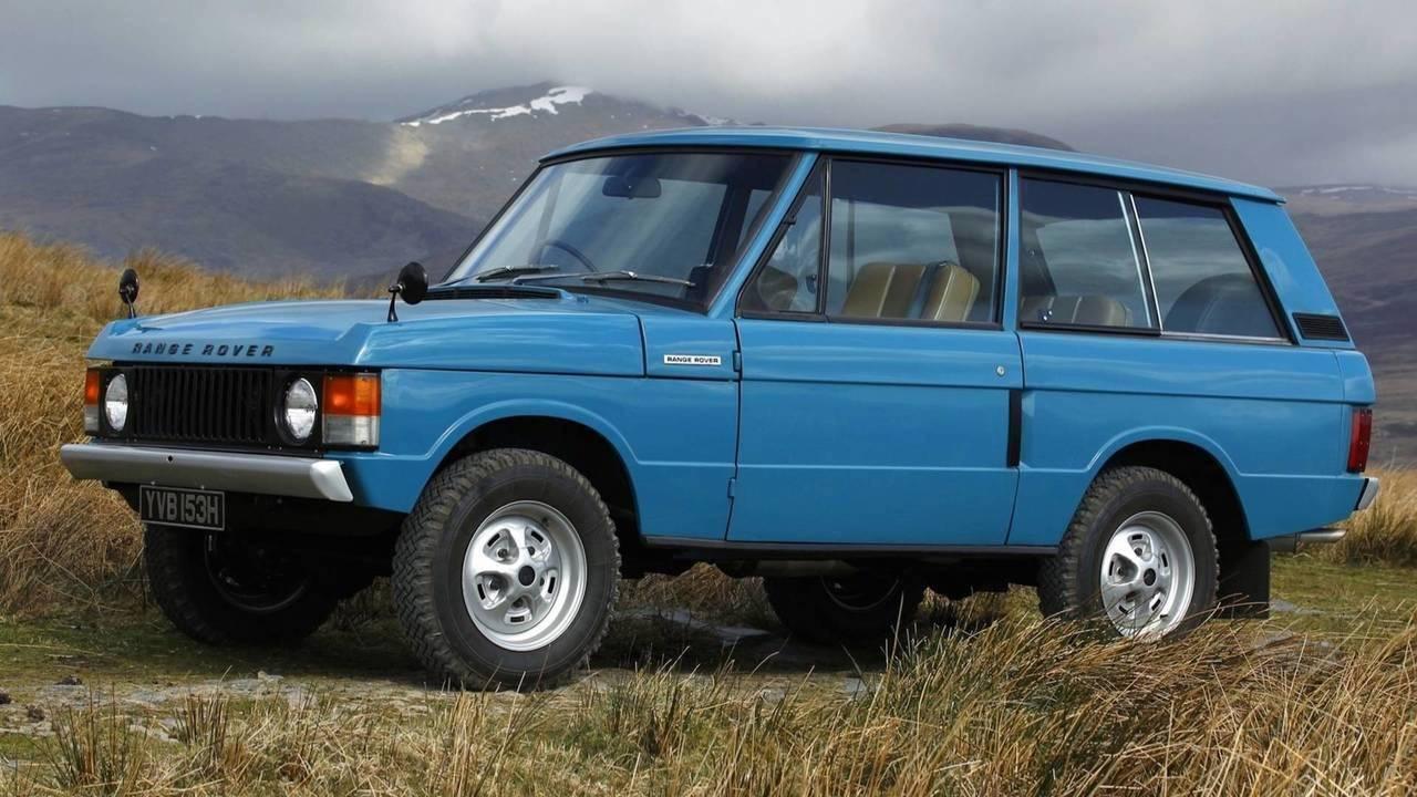 Range Rover Classic (1970 - 1991)