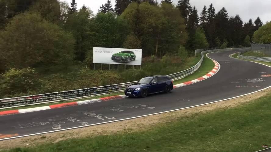 Nürburgringi körrekordot döntött a Mercedes-AMG GLC 63 S?