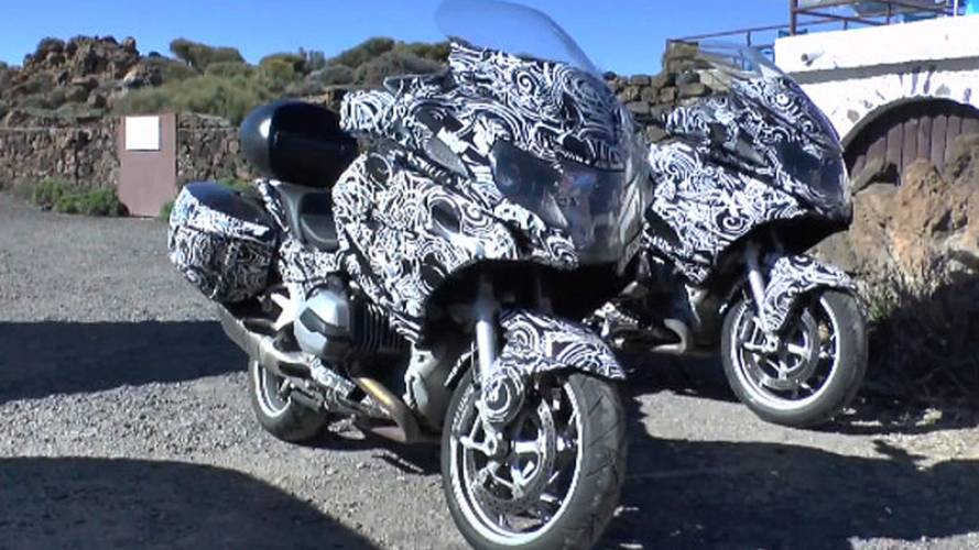 Up-Close with the 2014 BMW R 1200 RT and R 1200 GT