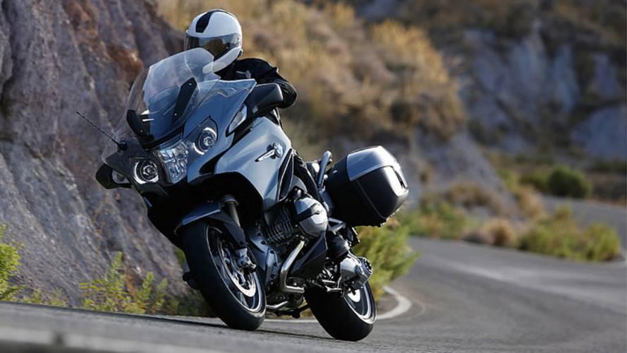 2013 EICMA: 2014 BMW R 1200 RT