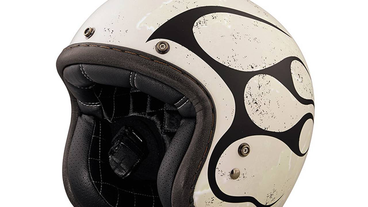 The Harley-Davidson Cherohala B01 3/4 helmet, $199