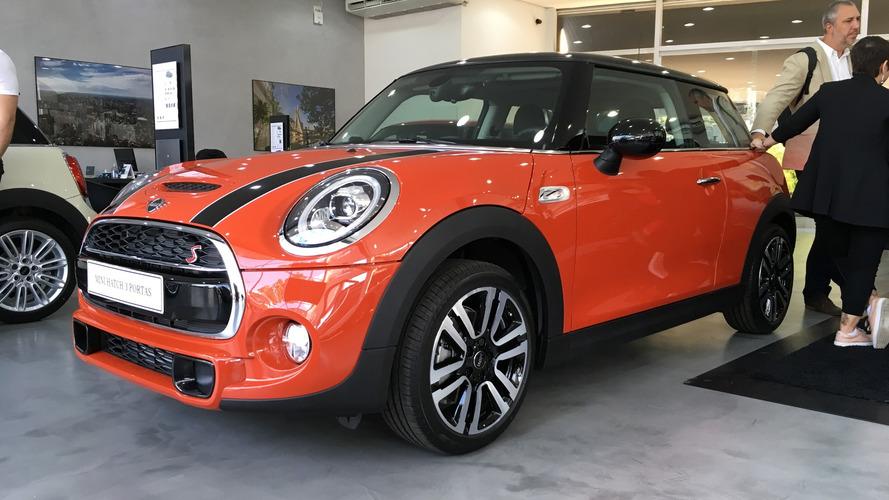 Mini comemora crescimento de 40% nas vendas no Brasil