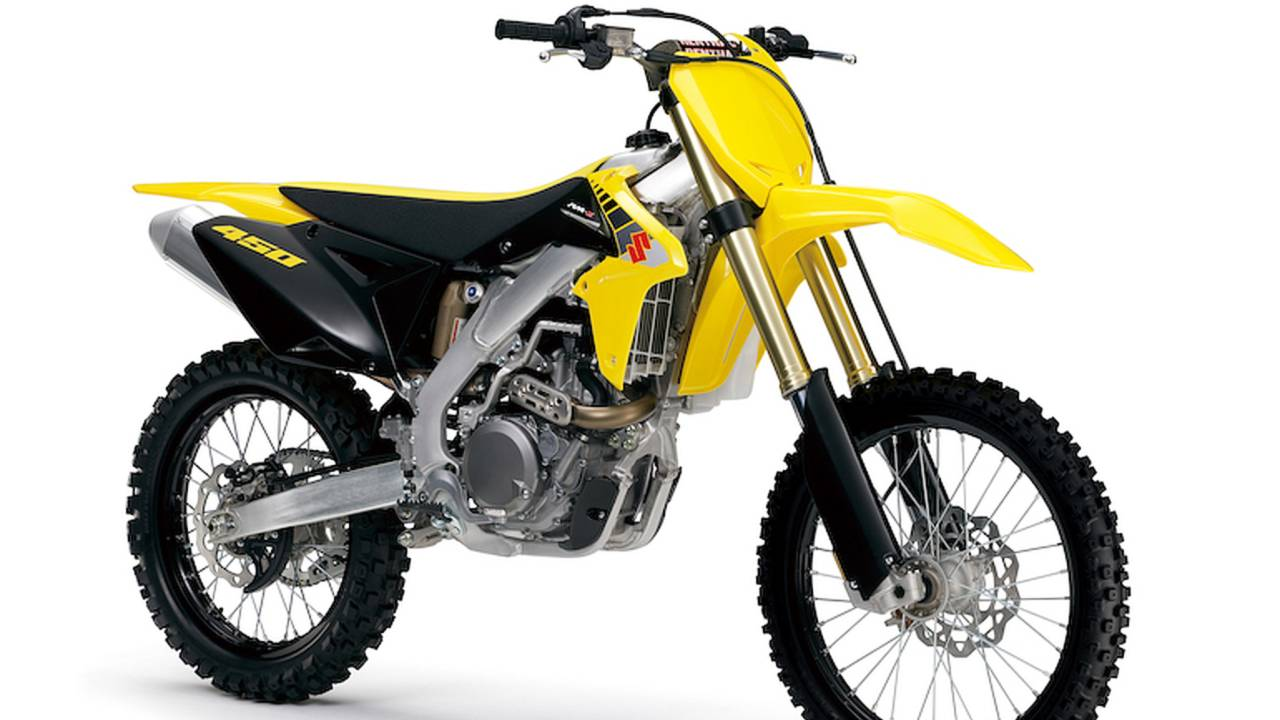 Suzuki Offers Details About New RM-Z Models