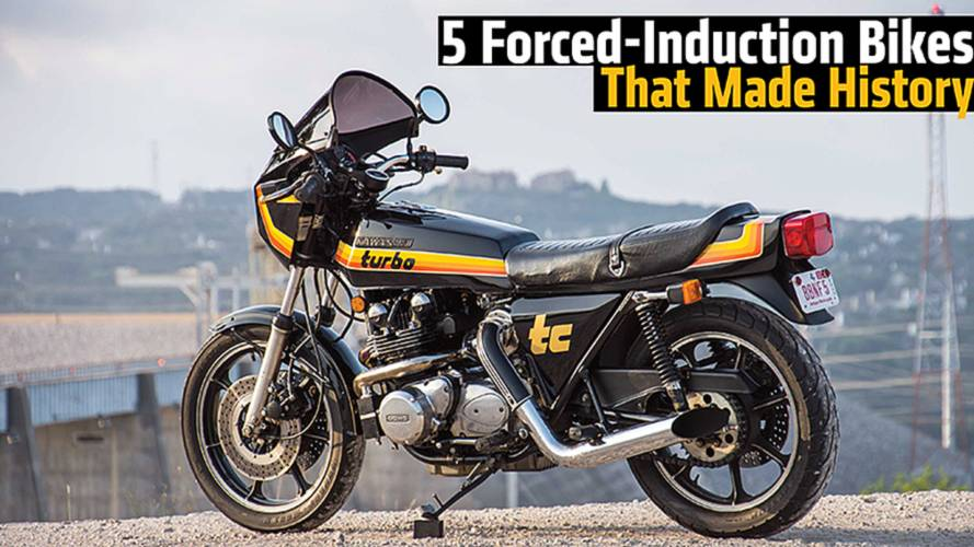 5 Forced Induction Sportbikes That Made History