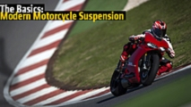 the basics modern motorcycle suspension
