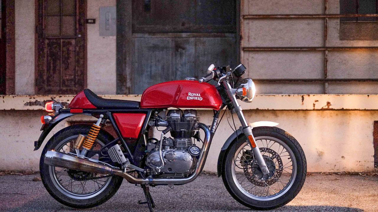 Living (And Dying) With the Royal Enfield Continental GT