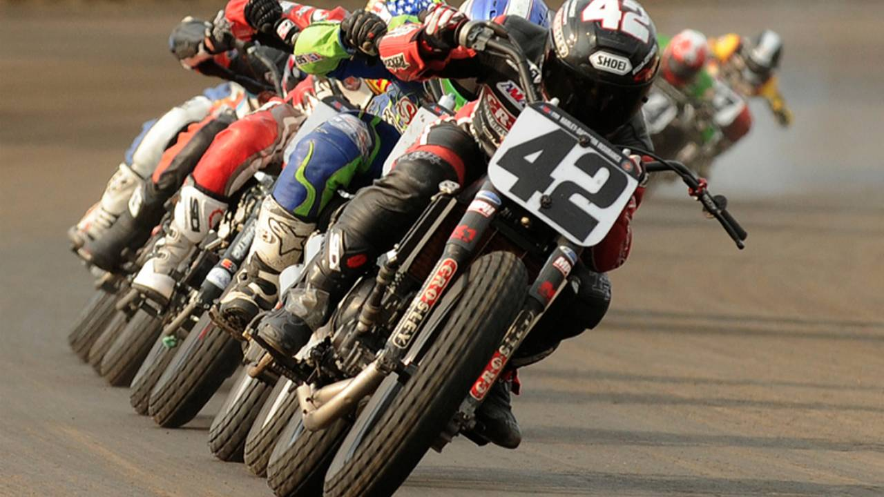 AMA Pro Flat Track to Debut at Circuit of the Americas in 2016