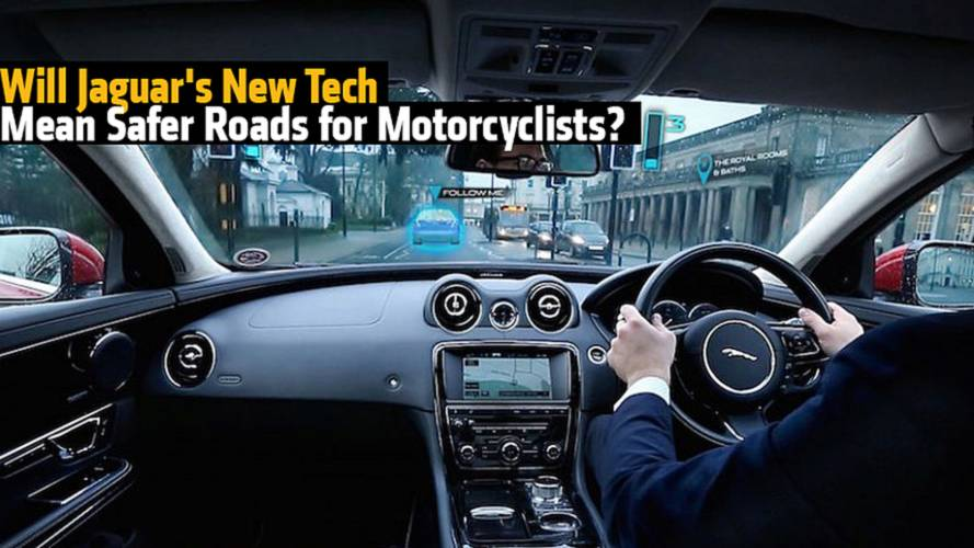 Will Jaguar's New Tech Mean Safer Roads for Motorcyclists?