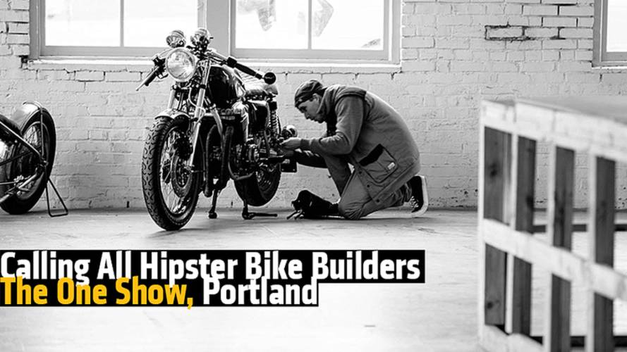 Calling All Hipster Bike Builders - The One Show