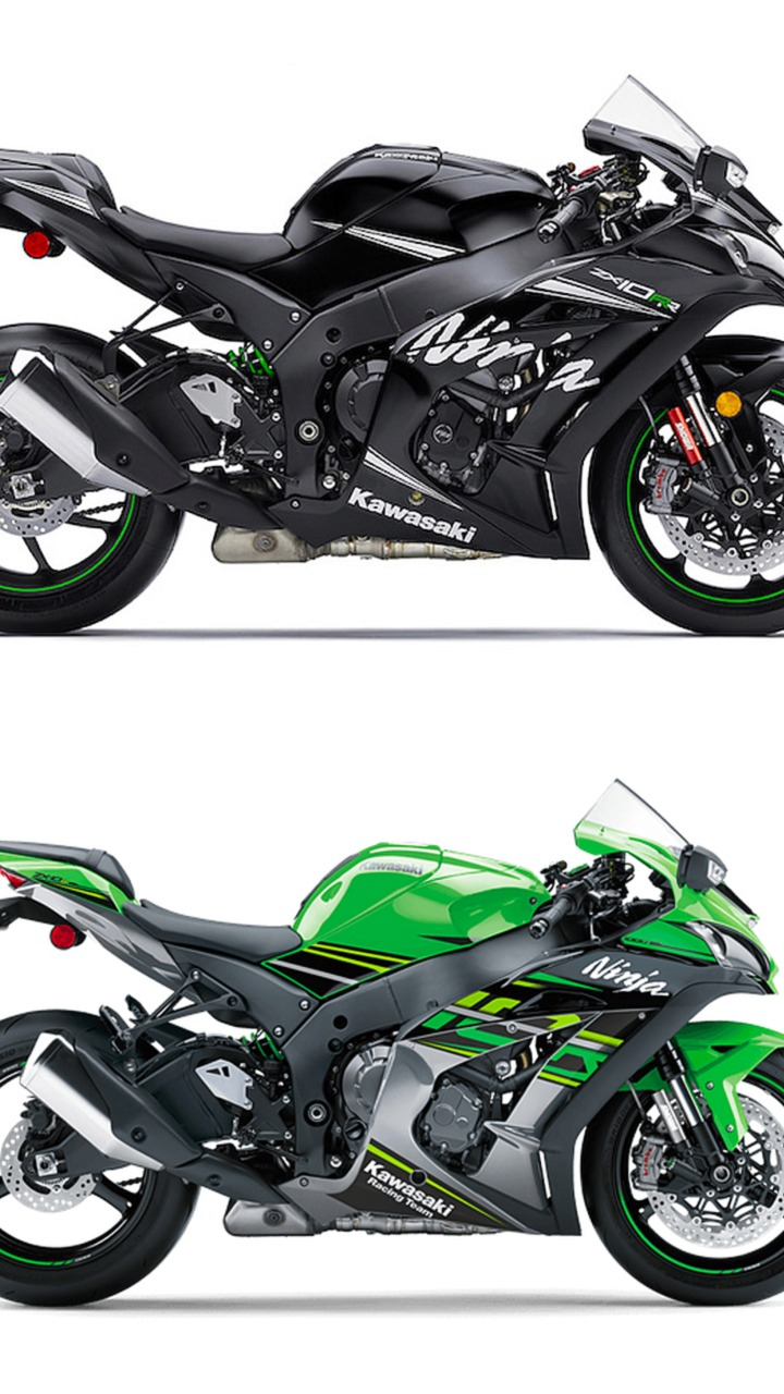 Kawasaki's effected models; the ZX-10R and ZX-10RR
