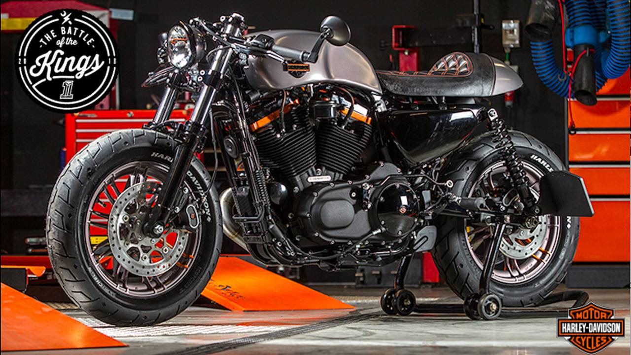 Harley-Davidson Kicks Off Battle of the Kings 2018