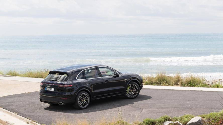 VW Grubu'na ait yüksek performanslı SUV'ler karşı karşıya