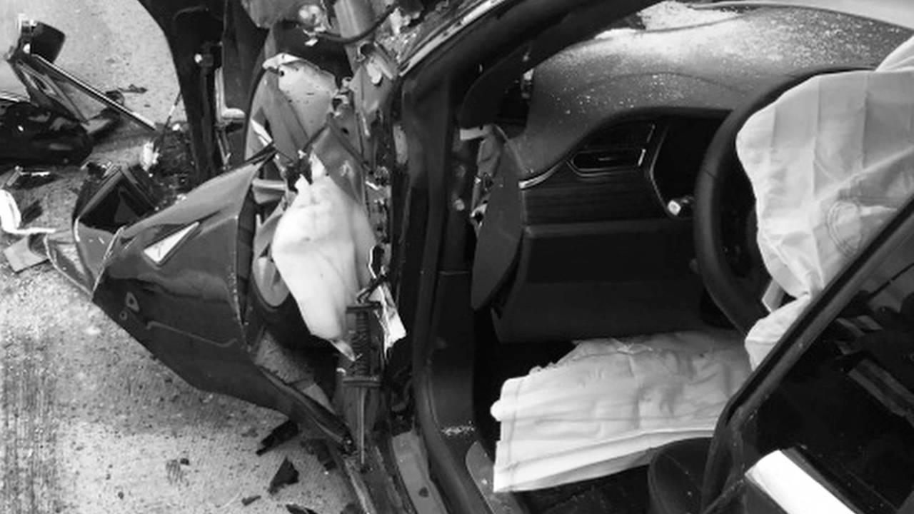 Incidente Tesla Model S