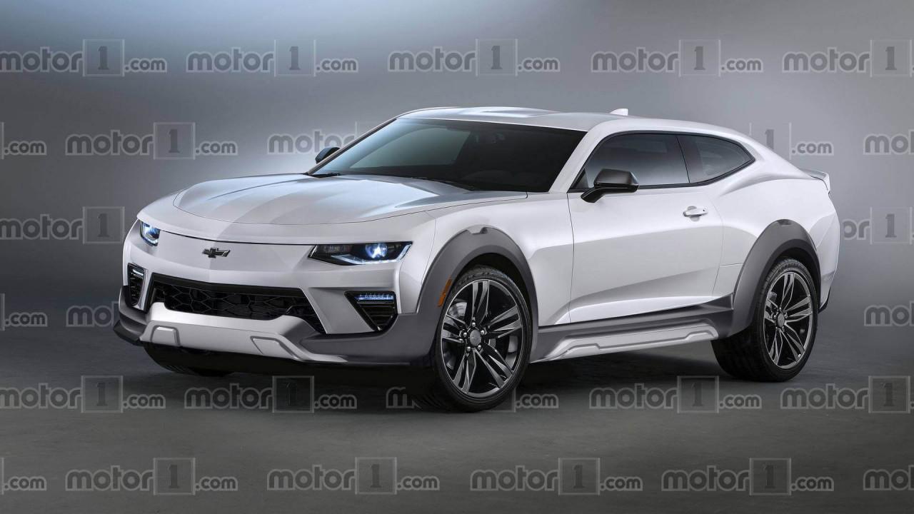Chevrolet Camaro SUV – 2020