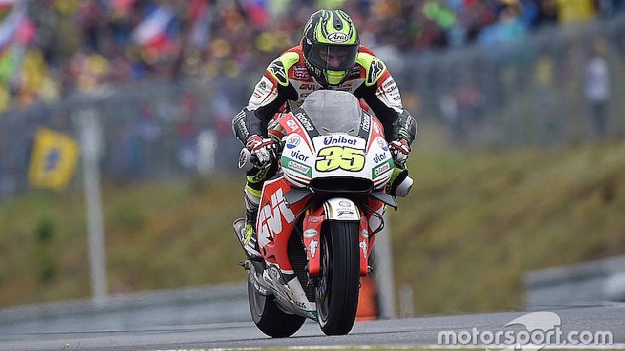 Crutchlow: Rivals Are 'Wimps'