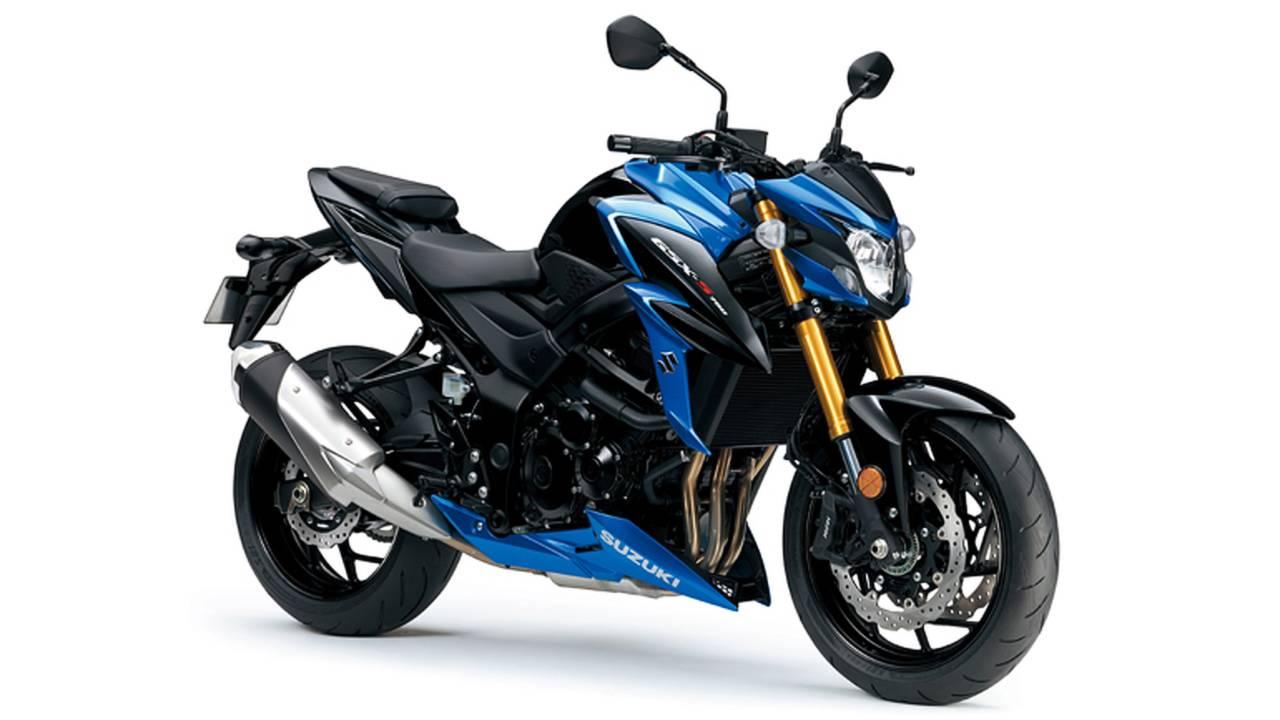 Introducing the New Suzuki GSX-S750