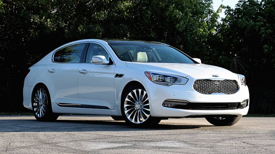 2017 Kia K900: Review