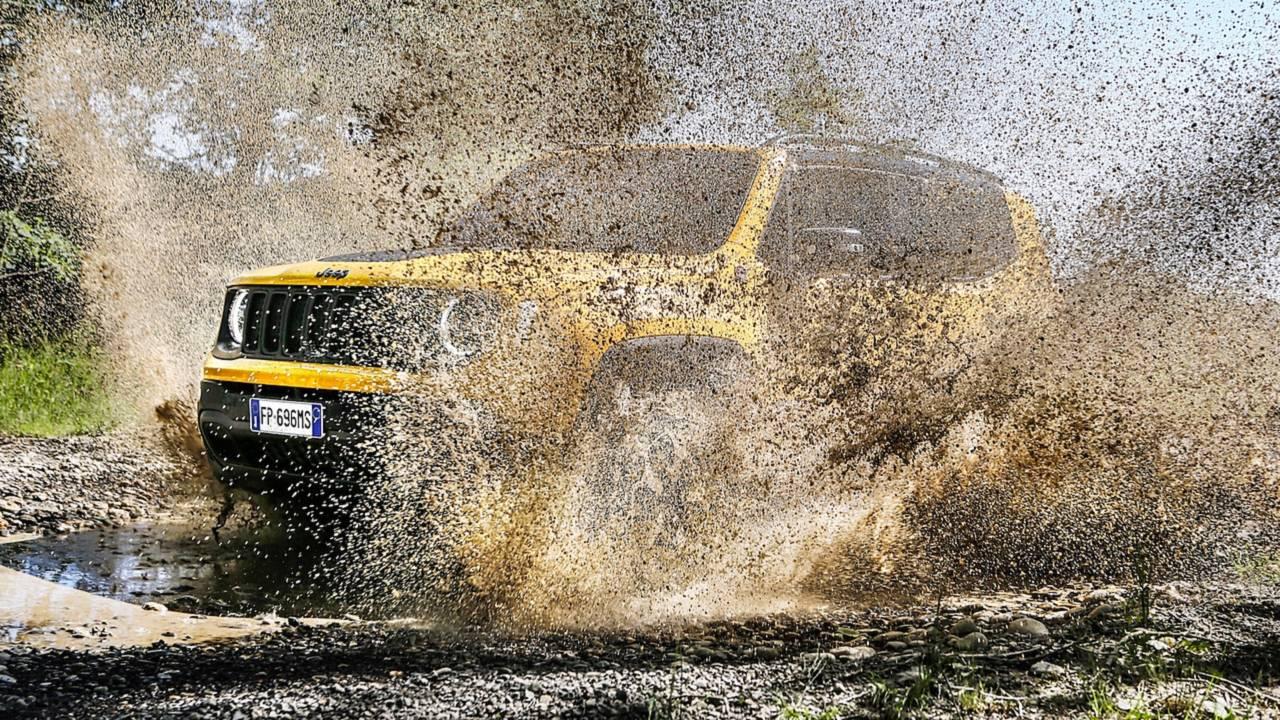 Jeep Renegade 2019 Trailhawk