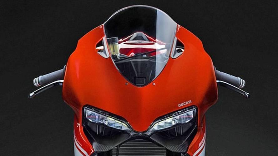 Ducati Progetto 1408 Coming Soon